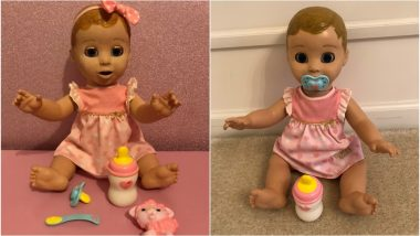 Australian Mother Claims Her Daughter's Luvabella Doll Turned into a Demon from a Horror Movie