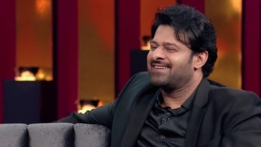 Did Prabhas Just Insinuate That It Was Karan Johar Who Started The Dating Rumours About Him And Anushka Shetty?
