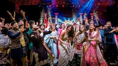 Nick Jonas Dancing on Priyanka Chopra's Bollywood Songs to Parineeti Chopra, Sophie Turner's Performances: Here's the Story Behind NickYanka's Sangeet Ceremony Pics