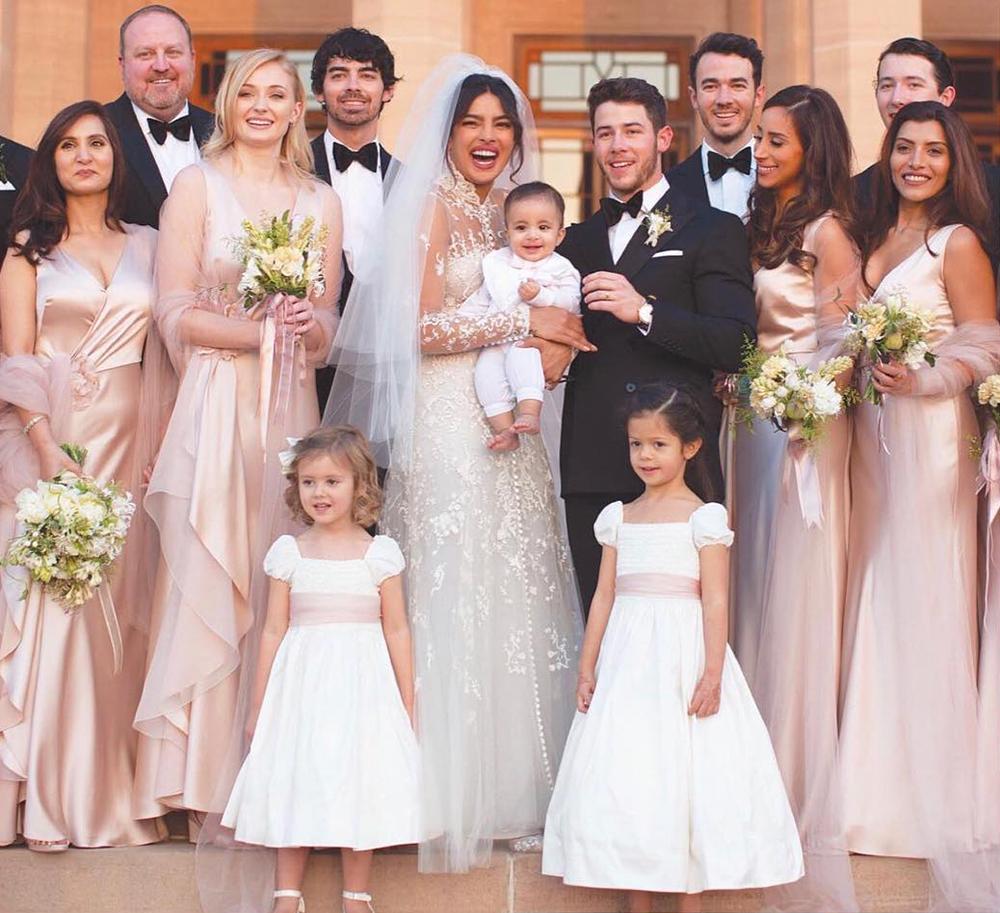 Priyanka Chopra-Nick Jonas Wedding Album: These Unseen