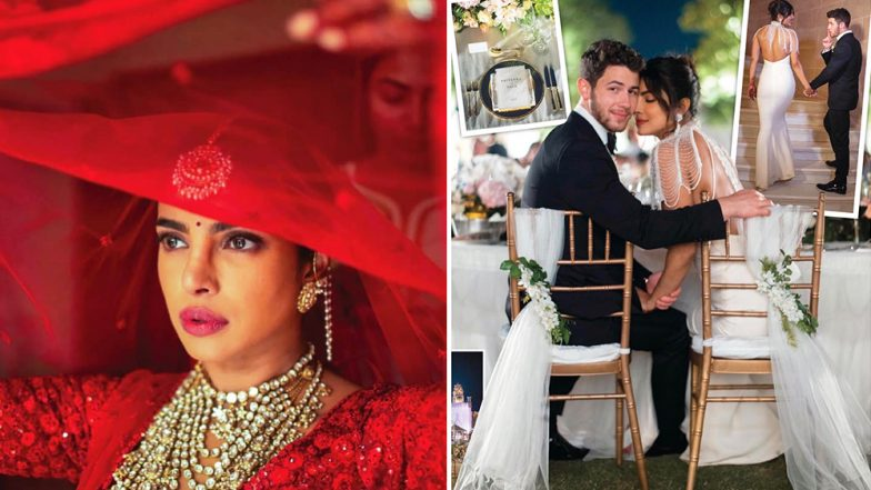 Priyanka Chopra Reveals How Nick Jonas Made her Change Their Wedding Venue From a Private Island Abroad to a Palace in India