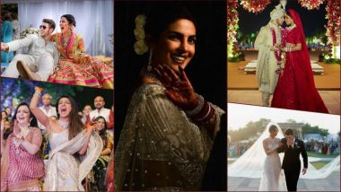 On a Scale of 1 to 10 in Happiness, I'm on 12: Priyanka Chopra on Her Fairytale Wedding With Nick Jonas