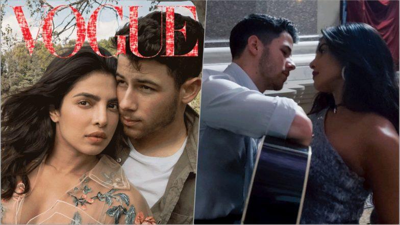 Priyanka Chopra and Nick Jonas' HOT Video for Vogue Goes Viral Just Ahead of Their Wedding!