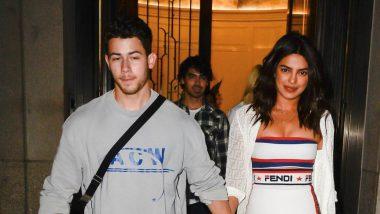 Priyanka Chopra and Nick Jonas to Host Mumbai Reception on THIS Date?
