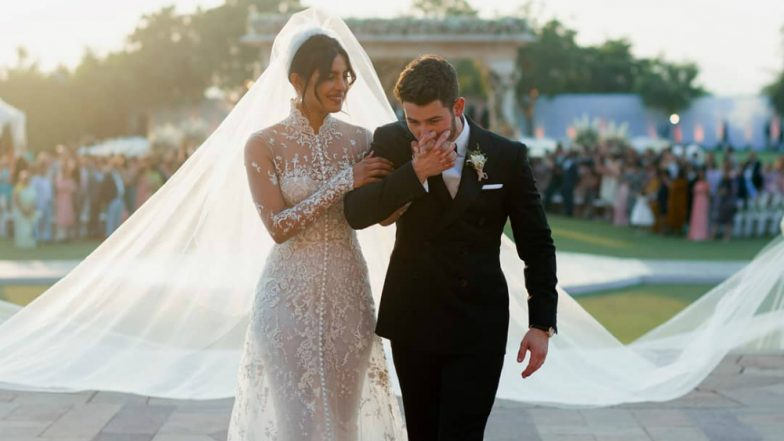 Priyanka Chopra and Nick Jonas' Mumbai Wedding Reception Date REVEALED