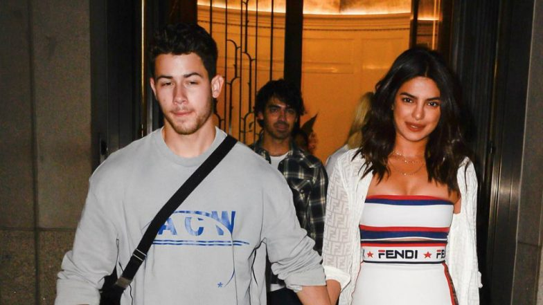 Priyanka Chopra and Nick Jonas to Host Mumbai Reception on THIS Date?