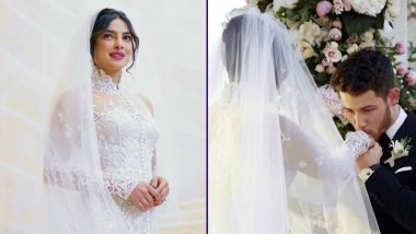 Priyanka Chopra-Nick Jonas' Wedding Pics Just Came Out and Netizens are Already Going Crazy! (Read Tweets)