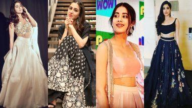 Sara Ali Khan For Kedarnath Or Janhvi Kapoor For Dhadak: Who Got Their Debut Promotion Spree Looks Right?