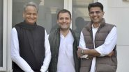 Rajasthan Political Crisis: Congress Hints at Understanding With Sachin Pilot Camp