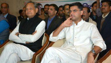 'Sachin Pilot Should Be Made Chief Minister', Says Congress MLA Prithviraj Meena