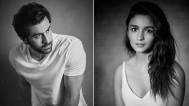 Alia Bhatt Gets Papped Outside Beau Ranbir Kapoor's Residence! See Pics Inside