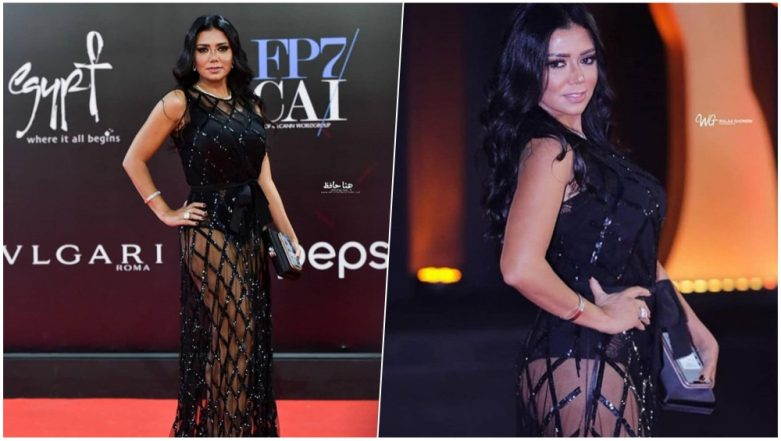 Rania Youssef May Face 5-Year Jail For Wearing Revealing Dress at Cairo Film Festival, Egyptian Actress Issues Apology