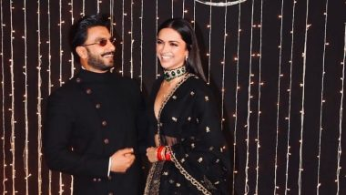 Deepika Padukone Fixing Husband Ranveer Singh's Outfit While Dancing at Priyanka Chopra-Nick Jonas Reception is AWWDORABLE!