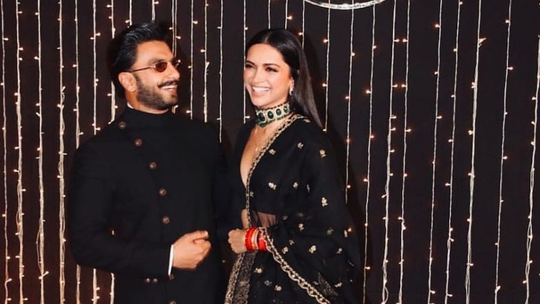 Ranveer Singh's Only Resolution This New Year is to Snuggle Up to Deepika Padukone and We Think It's Super Cute!