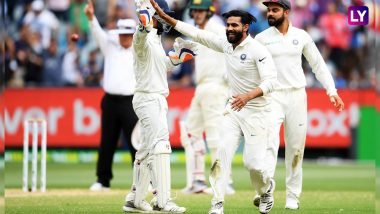 AUS 261/10 in 89.3 Overs | India vs Australia 3rd Test 2018 Day 5 Highlights: IND Win by 137 Runs