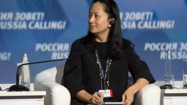 China Arrests a Third Canadian as Row with Canada Continues over Huawei's CFO Arrest