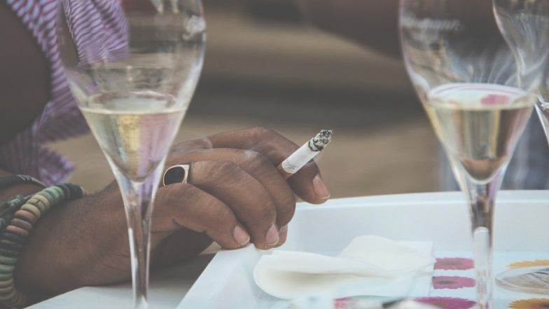 Want to Quit Smoking? Reduce Your Alcohol Intake, Says New Study