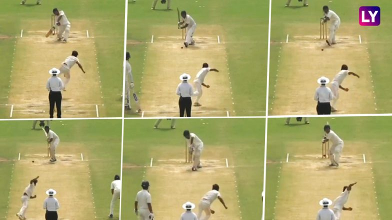 Watch Video: Rex Rajkumar Singh Picks Up 10 Wickets in an Innings, Reminds Us Of Anil Kumble's Spell (10/74) Against Pakistan