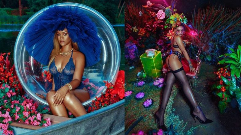 Rihanna's Latest Pics From the Savage X Fenty Shoot Will Leave You Gasping For More!