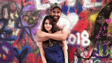 Sachin Tendulkar Shares Adorable Pic of Rohit Sharma With Wife Ritika, Wish the Couple on 'New Phase' of Their Lives
