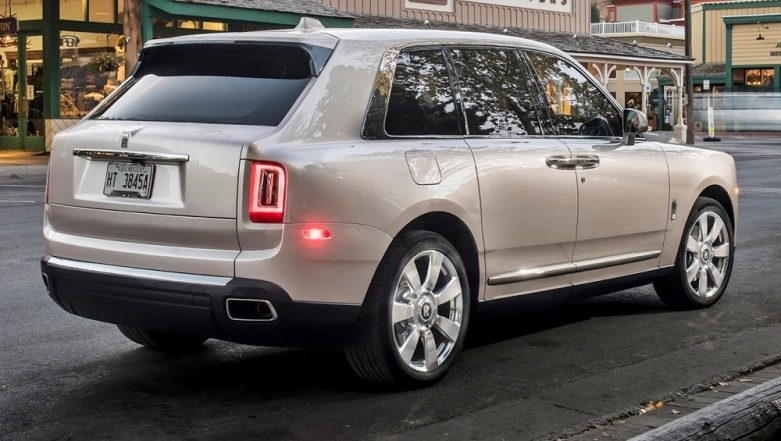 Rolls-Royce Cullinan Launched in India: Check Price, Specifications & Other Details of 'World's Most Luxurious SUV'