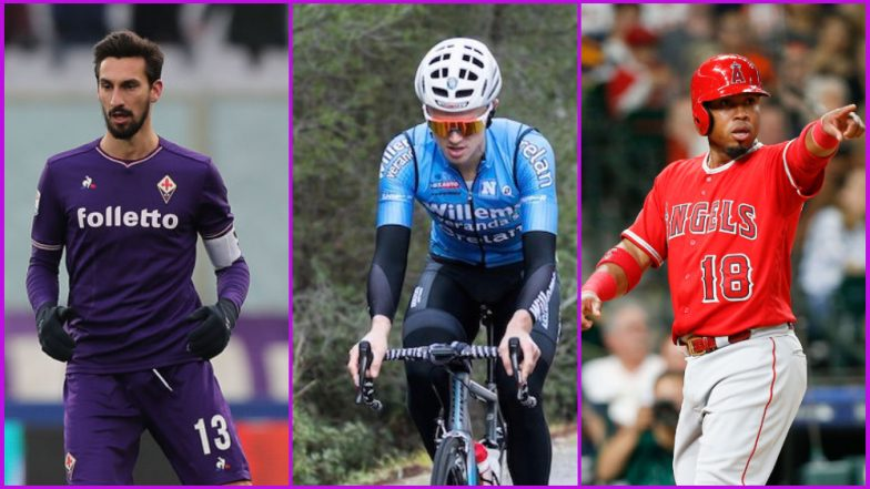 Year-End Special: From Davide Astori to Luis Valbuena, Here's the List of Sports Stars Who Died in 2018