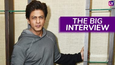 Shah Rukh Khan: I Have Never Experienced Completeness; As An Artist, I Am Incomplete!