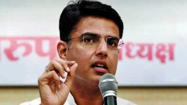 Sachin Pilot Asks Congress Workers to Maintain Calm as Suspense Continues on Rajasthan CM Name