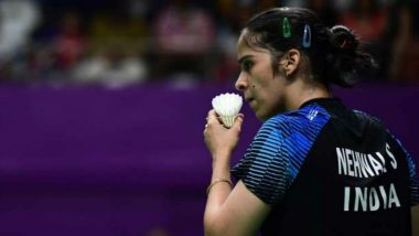 Saina Nehwal Wins Indonesia Masters 2019 After Injured Carolina Marin Limps Out of Final, Watch Video Highlights