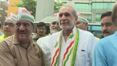 1984 Anti-Sikh Riots Case: Convict Sajjan Kumar Moves Application Before Delhi High Court Seeking 30 Days Time to Surrender