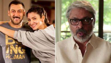 Salman Khan and Anushka Sharma to Reunite after Sultan for Sanjay Leela Bhansali?