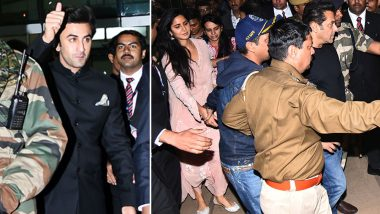 Isha Ambani Anand Piramal Wedding: How Will Salman Khan, Katrina Kaif and Ranbir Kapoor AVOID the Face-Off?