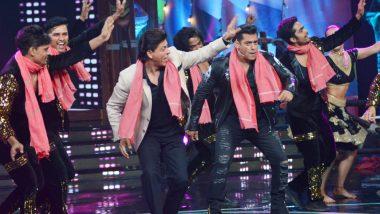 Bigg Boss 12: Salman Khan and Shah Rukh Khan's Reunion Episode to Promote Zero Looks Helluva Fun – View Pics