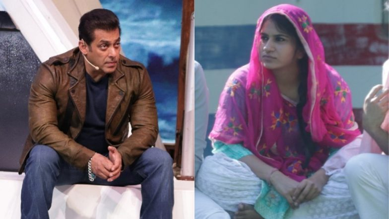 Bigg Boss 12: Salman Khan Lashes Out At Surbhi Rana Like Never Before, Leaves Her Speechless