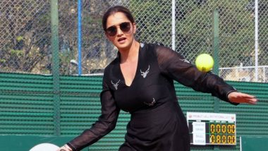 Sania Mirza Confirms Her Biopic is Finally Happening Though Producers Are Yet to Pick the Right Actress