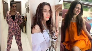 Sanjeeda Shaikh Birthday Special: See Hot Pics of the Sexy Television Actress as She Turns 34