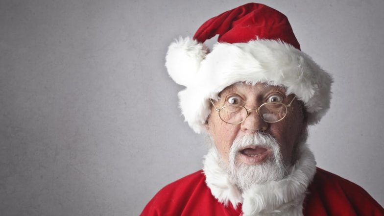 Santa Claus Screams 'Get The F*ck Out' at Children After Fire Alarm Goes Off at Event in England, Organisers Apologise