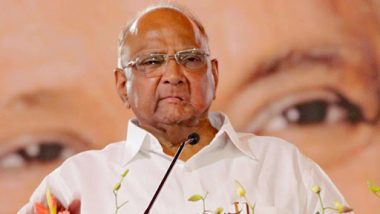 Rafale Deal Verdict: Sharad Pawar Says Modi Government Lied About CAG Report in Supreme Court