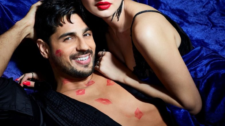 Move Over Ranveer Singh's Condom Ad, Sidharth Malhotra Has Signed Up As the Face of Female Cosmetic Brand – See Pics