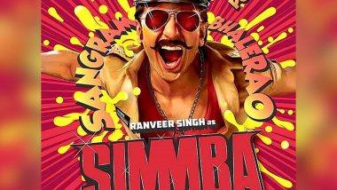 Simmba Box Office Collection: Ranveer Singh's Film Inching Towards Rs 240 Crore Mark, Earns Rs 238.13 Crore