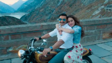 Simmba Box Office Collection: Ranveer Singh and Sara Ali Khan Starrer Still Minting Money, Rakes in Rs 234.37 Crore