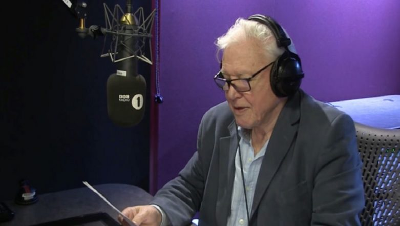 Sir David Attenborough at COP24: Collapse of Human Civilization on the Horizon