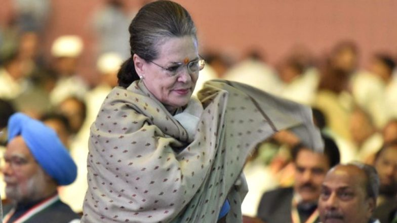 Sonia Gandhi Holds Meeting With Former Delhi Congress Presidents, to Appoint New Chief Soon