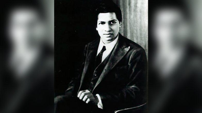Srinivasa Ramanujan 131st Birth Anniversary: Why National Mathematics Day Is Celebrated on His Birthday?