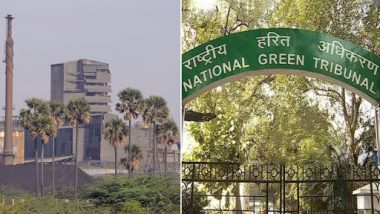 NGT Orders Reopening of Vedanta's Sterlite Copper Plant in Tuticorin, Tamil Nadu Govt to Challenge Ruling in SC