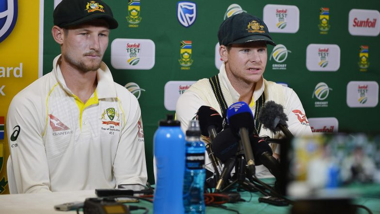 David Warner Asked Me to Carry Out the Action, Reveals Cameron Bancroft Recalling Ball-Tampering Incident During Australia vs South Africa Test in Newlands