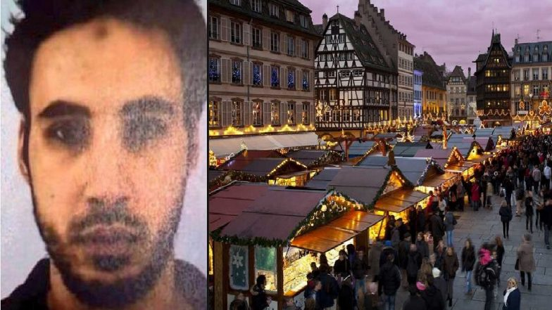 Strasbourg Christmas market gunman 'wanted dead or alive'