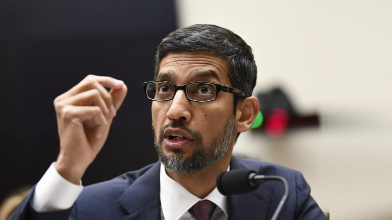Donald Trump Appears When Searched For Word 'Idiot'; Google CEO Sundar Pichai Explains Why!