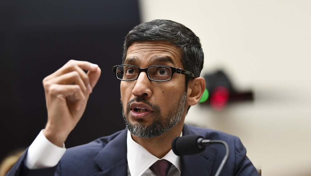 Google Chief Sundar Pichai Named CEO of Parent Company Alphabet After Larry Page, Sergey Brin Step Down