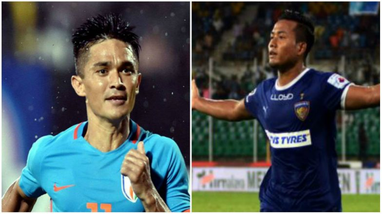 My Understanding with Sunil Chhetri is Telepathic Which will Help Team in AFC Asian Cup 2019, Says Jeje Lalpekhlua